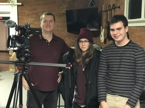 ROC-Student Led Video Project – Ontario 150