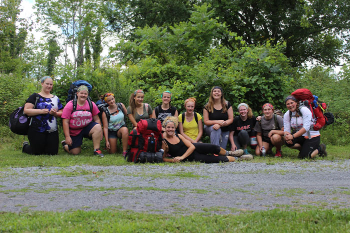 Girls Outdoor Leadership Development (G.O.L.D.)
