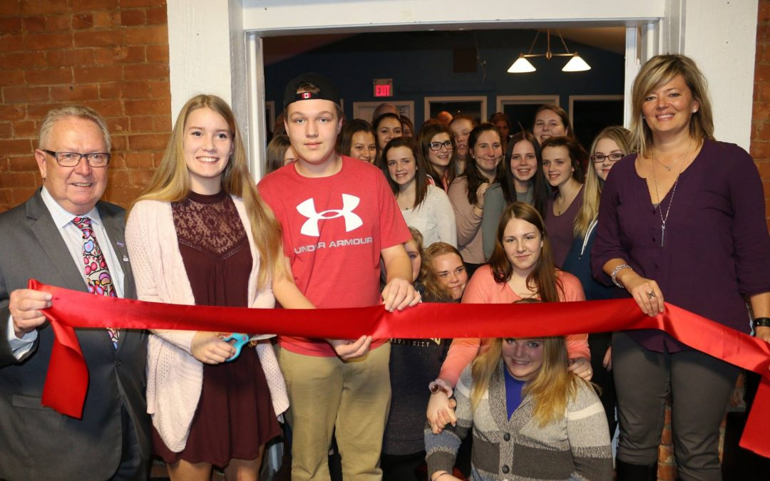 Youth Centre Official Grand Opening JAN2017